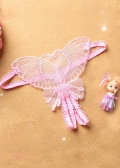 Open Crotch Butterfly G-String