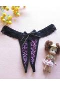 Panty Open Crotch