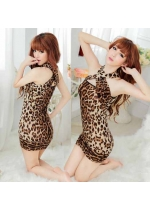 Leopard Minidress
