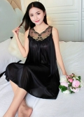 Satin Babydoll Big Size L-XL