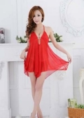 Babydoll & G-string fit to L-XL