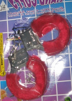 Red Handcuffs
