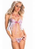 Sensual Mystique Match Set with underwire Bra