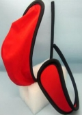 Red Couple C string